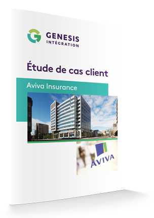 genesis french case study aviva